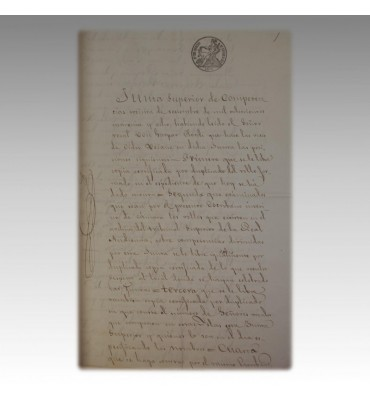 DOCUMENTOS FILIPINAS (1848)